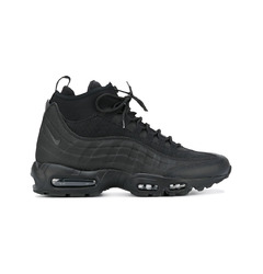 Nike хайтопы кроссовки Nike Air Max 95 Sneakerboot 'Black'