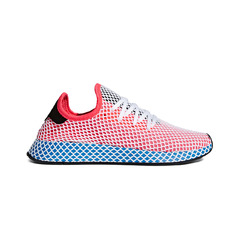 Adidas кроссовки 'Deerupt' Blue/Red