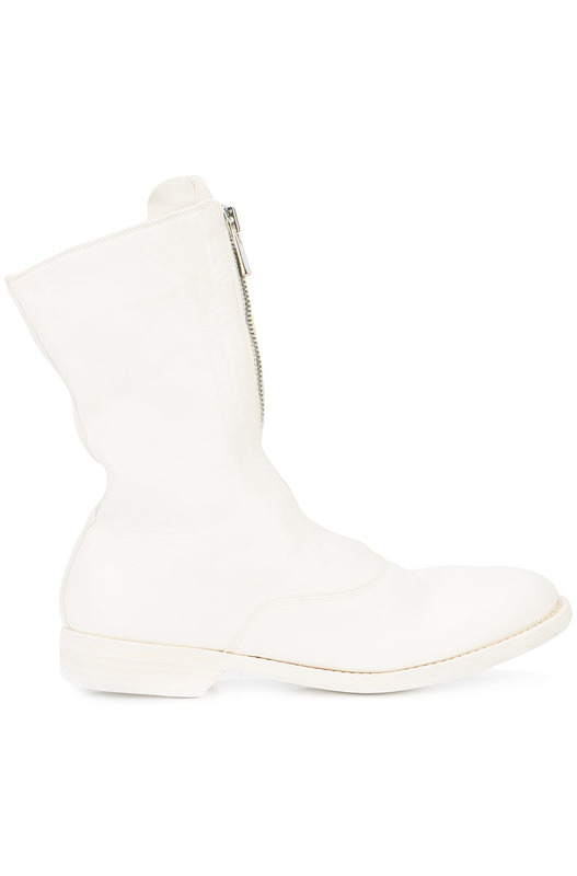 ботинки на молнии Guidi, фото