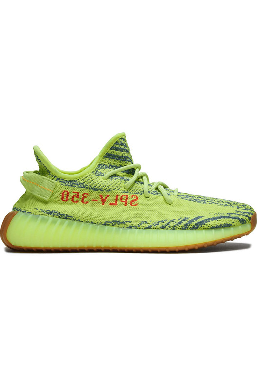 кроссовки Adidas x Yeezy Boost 350 V2 Semi Frozen Yellow Yeezy, фото