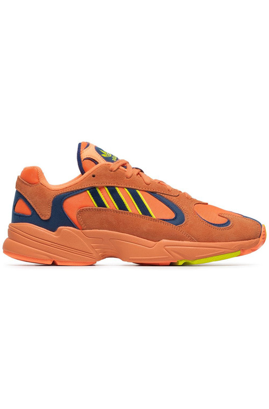 кроссовки Yung 1 Hi Res Orange Adidas, фото