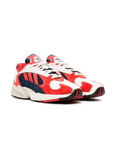 Adidas кроссовки Yung 1 Red White