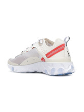Nike кроссовки 'React Element 87' White/Red