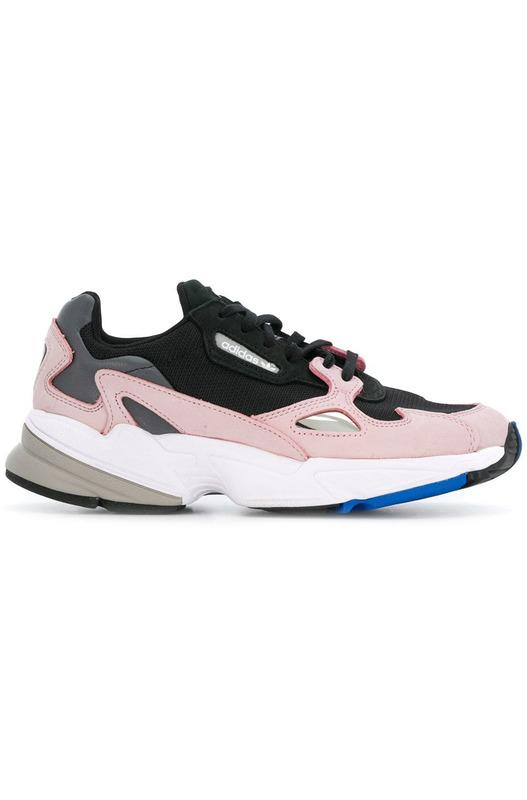 кроссовки 'Adidas Falcon' Black/Pink Adidas, фото