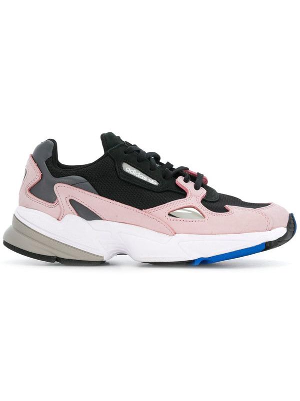 кроссовки 'Adidas Falcon' Black/Pink