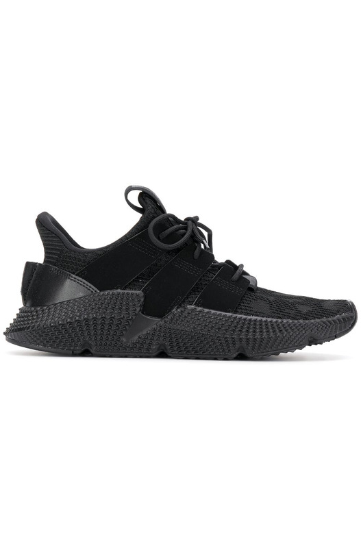 кроссовки Prophere 'Core Black' Adidas, фото