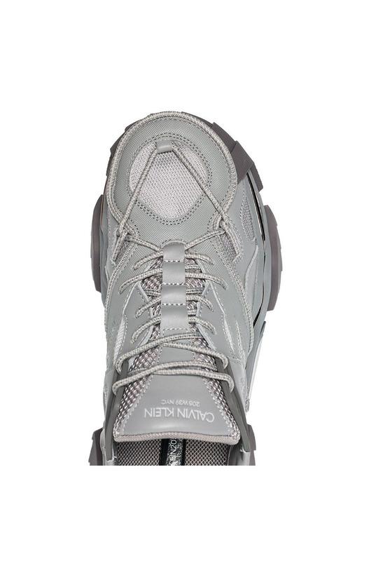 кроссовки Strike 205 Grey Calvin Klein, фото