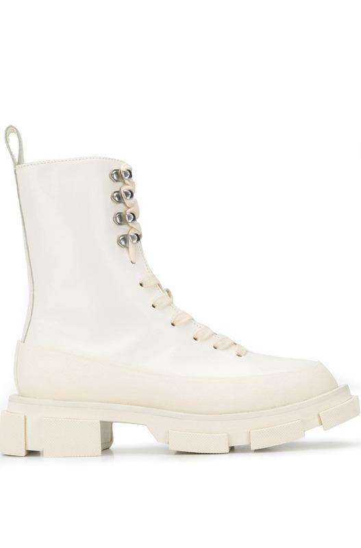 ботинки на ребристой подошве со шнуровкой Both, фото