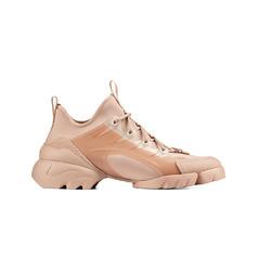 Dior кроссовки D-Connect на шнуровке