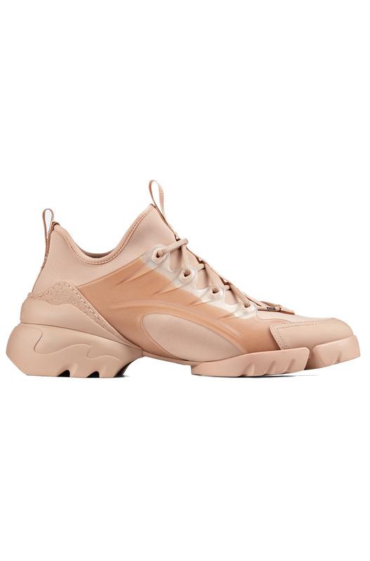 кроссовки D-Connect на шнуровке Dior, фото