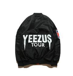Yeezy бомбер Yeezus Tour / Black