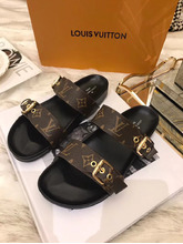 Louis Vuitton шлепанцы 'Bom Dia'