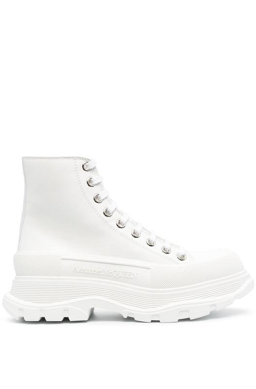 Ботинки на массивной подошве Alexander McQueen, фото