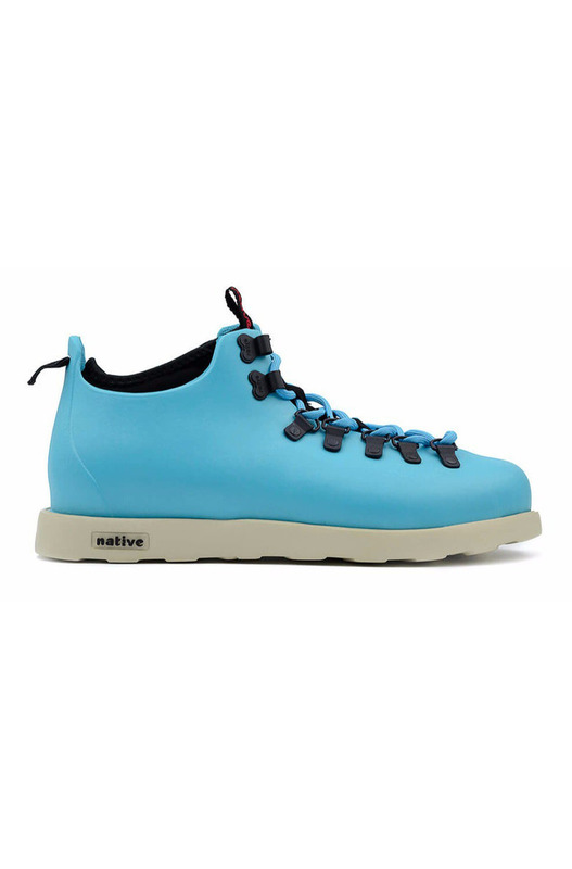 ботинки Fitzsimmons 'Light Blue White' Native Shoes, фото