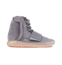 Yeezy хайтопы adidas X Yeezy 750 Boost 'Light Grey'