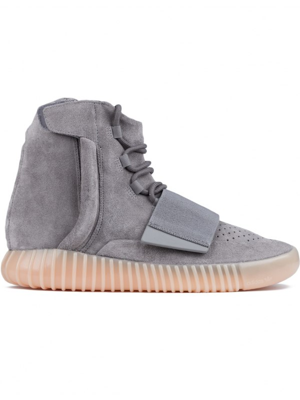 хайтопы adidas X Yeezy 750 Boost 'Light Grey'
