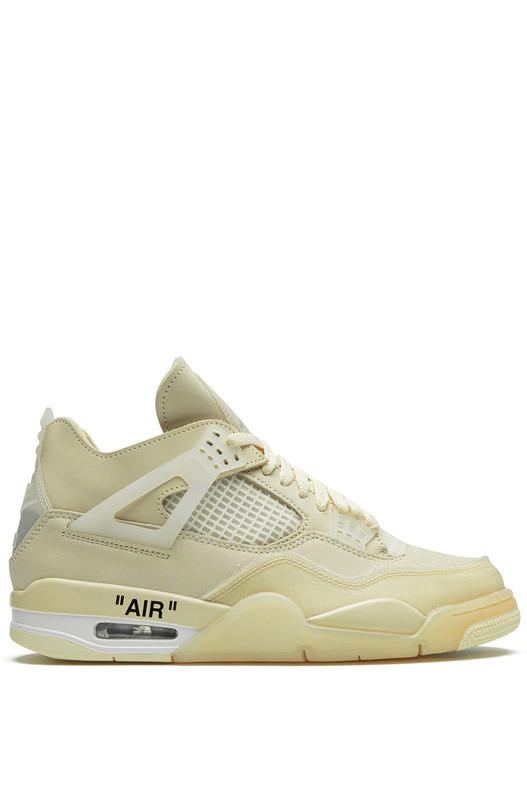 Кроссовки Air Jordan 4 Nike, фото