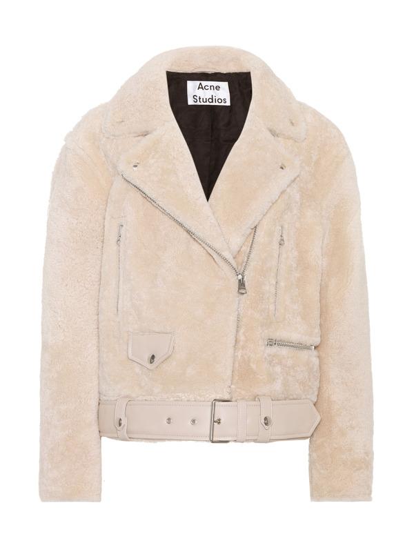 меховая куртка Merlyn