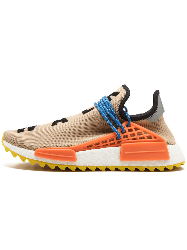 Adidas кроссовки Pharrell Williams x adidas NMD Human Race Trail 'Pale Nude'