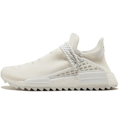 кроссовки Pharrell x adidas NMD HU Trail Blank Canvas