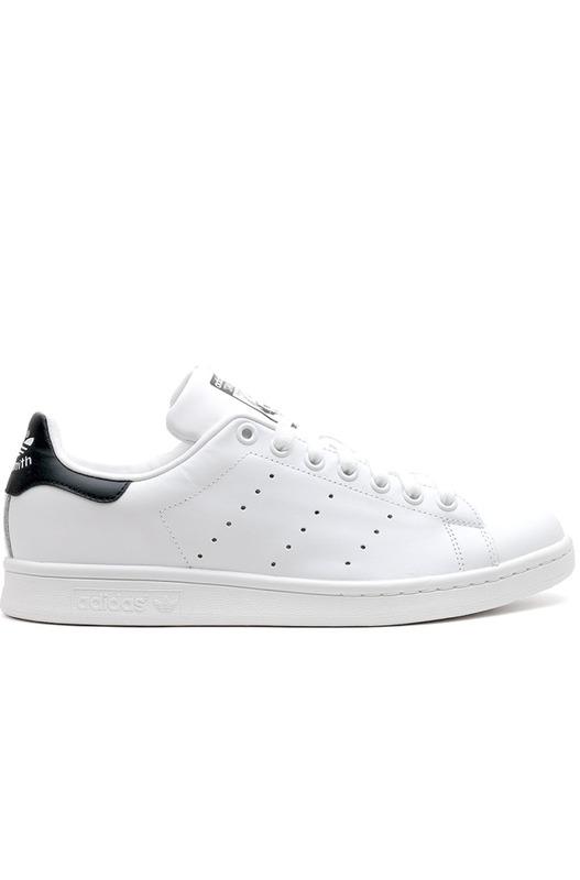 кеды Stan Smith 'White/Black' Adidas Originals, фото