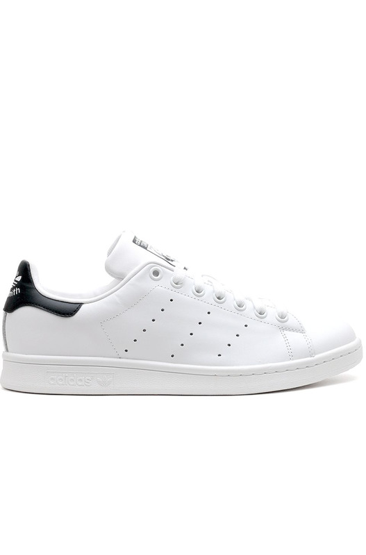 кеды Stan Smith 'White/Black' Adidas Originals, фото