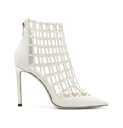 Jimmy Choo туфли-лодочки Sheldon 100 / White