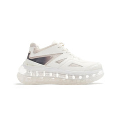 Shoes 53045 кроссовки Bump Air - White