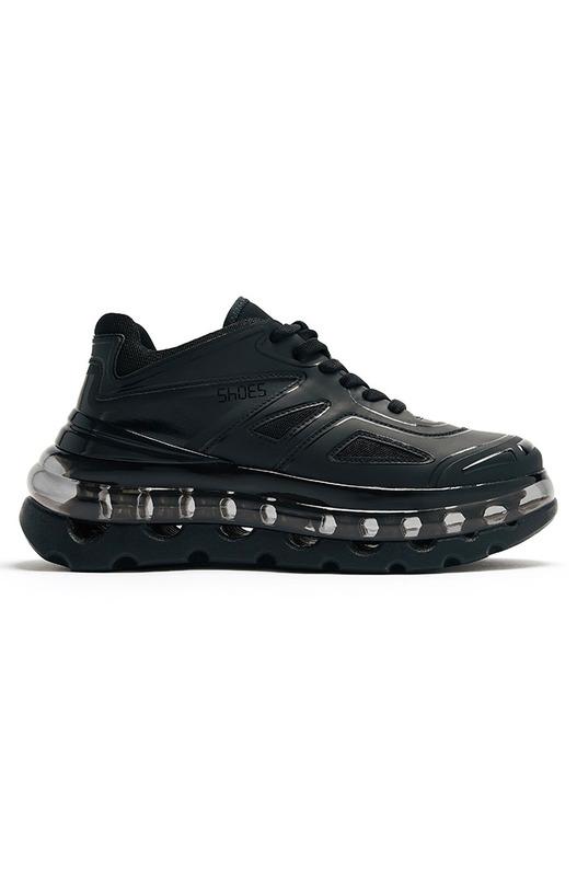 Кроссовки Bump Air - Black Shoes 53045, фото