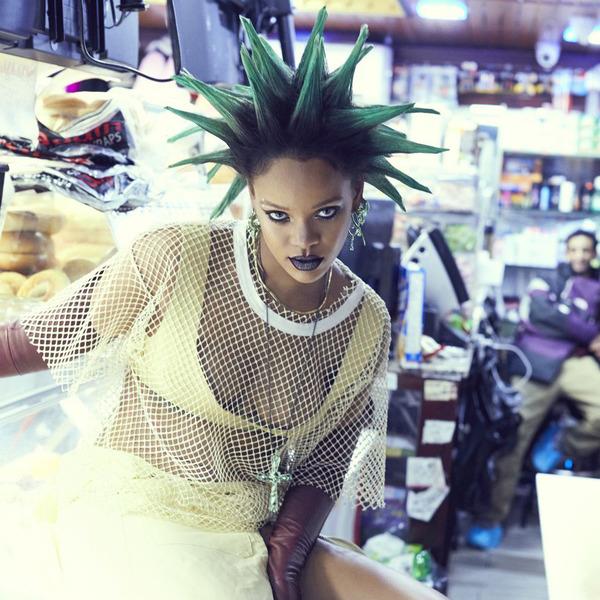 Rihanna будет делать нижнее белье