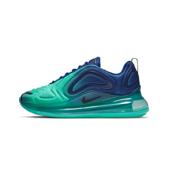 кроссовки Nike Air Max 720 Deep Royal Blue/Black-Hyper Jade