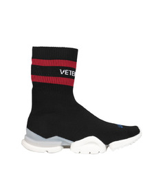 Vetements хайтопы Reebok Sock Sneakers