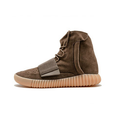 хайтопы adidas X Yeezy 750 Boost 'Light Brown'