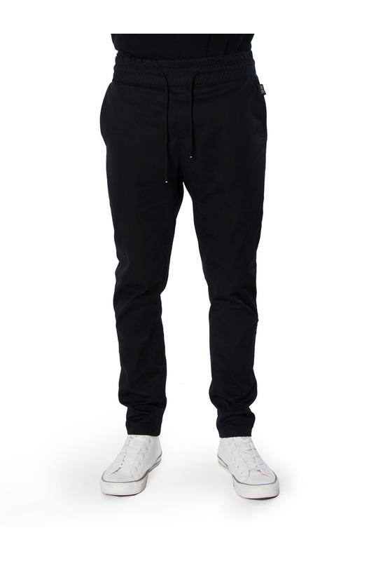брюки Solidpetal Pants Black Chino Serdiuk Studio, фото