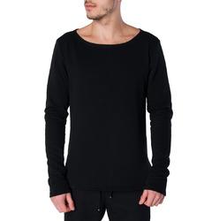 Serdiuk Studio лонгслив Boat Long Sleeve Sweatshirts Black