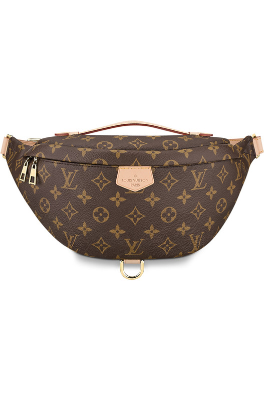 Кожаная сумка Bumbag Monogram Louis Vuitton, фото