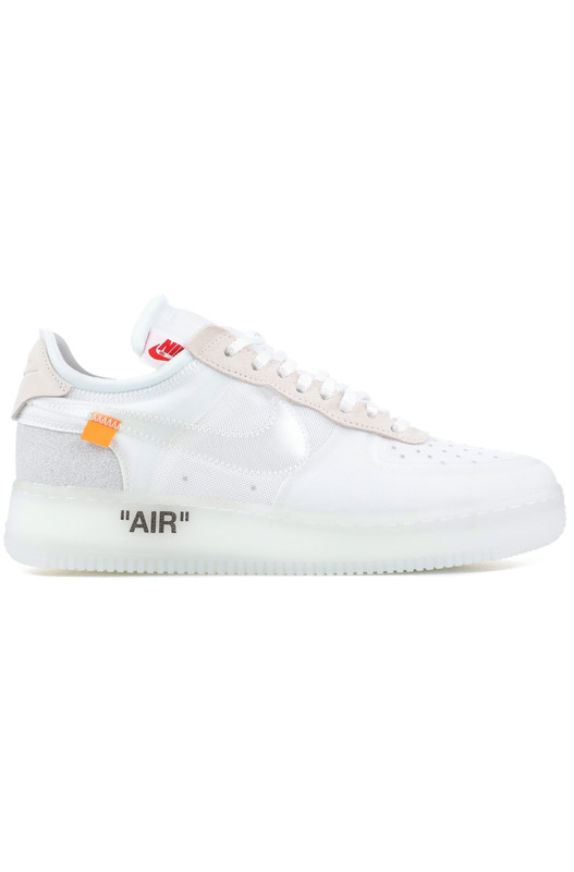 кроссовки Nike Air Force 1 Low X Off-White Nike, фото