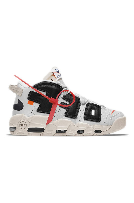 кроссовки Nike Air More Uptempo x Off-White