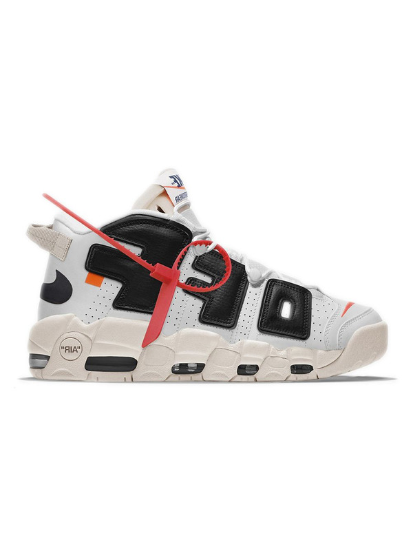 Nike кроссовки Nike Air More Uptempo x Off-White