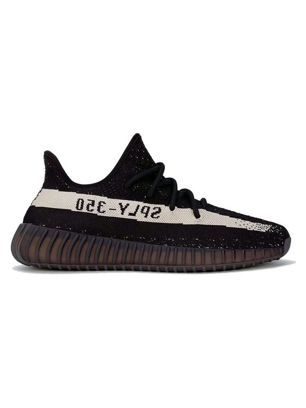 Yeezy кроссовки adidas X Yeezy Boost 350 V2 (Black/White)