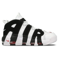 Nike Air More Uptempo White Black