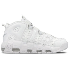 Air More Uptempo Triple White