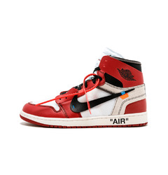 хайтопы Off-White X Nike Air Jordan 1
