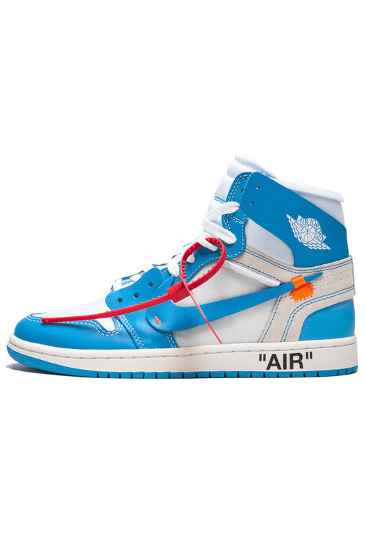 кроссовки Air Jordan 1 x Off-White NRG Nike, фото