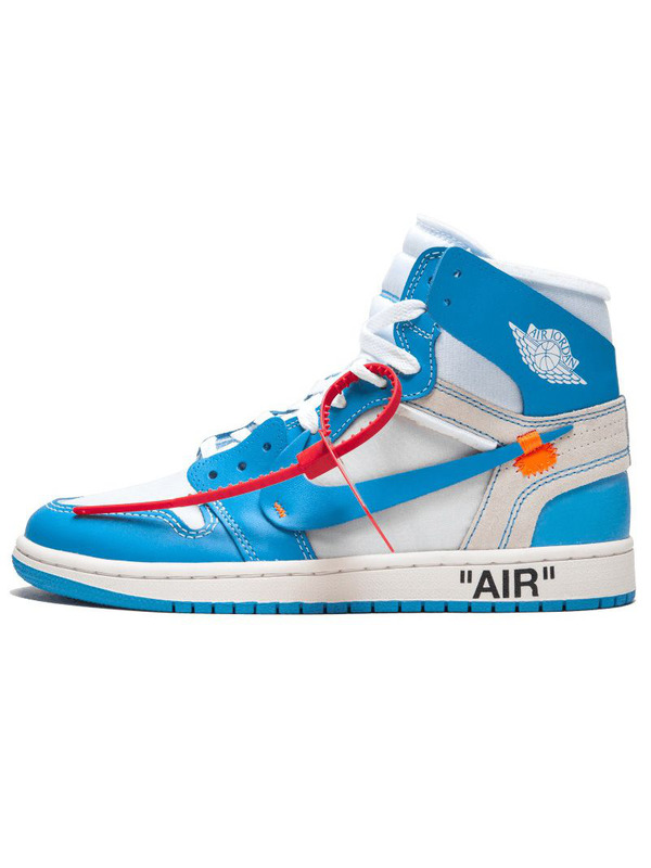 кроссовки Air Jordan 1 x Off-White NRG