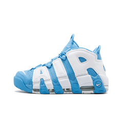 Nike кроссовки Air More Uptempo Blue White