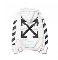 Off-White худи Seeing Things : белый