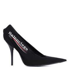 Balenciaga туфли Printed pumps