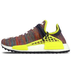 кроссовки Pharrell Williams x adidas NMD Human Race Trail 'Multi'