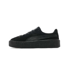 кеды Rihanna Suede Creepers Triple Black